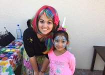 Face Painter For Birthday Parties