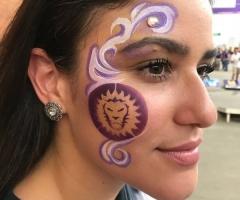 Orlando City Airbrush Tattoo