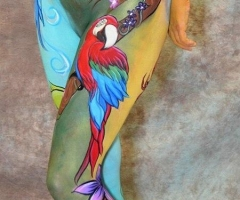 Orlando Body Painter