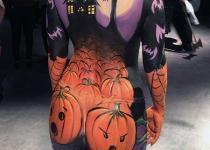 Orlando Body Painting Artist