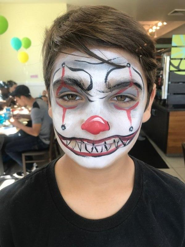 Face Paint Designs Hello Kitty Loadgraditcouk