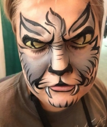 Face paint design