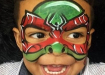 Ninja Turtle Spiderman Mashup