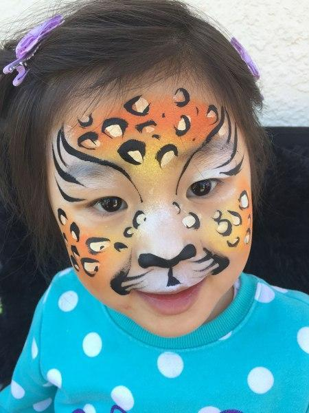 Face Painting For Girls Orlando Face Painters Colorful