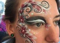 Flower Eye Design