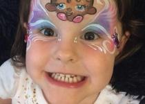 Cookie Cookie Shopkins face paint
