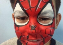 Spiderman Florida Face Painting company