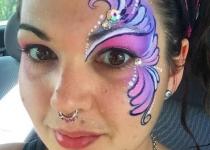 Teardrop Eye Design