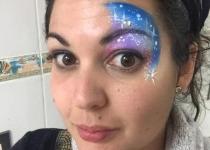 Galaxy Eye Design