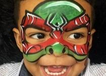 Ninja Turtle Spiderman Mashup