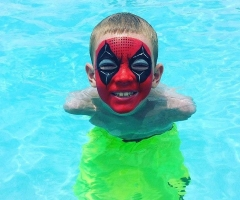 Waterproof Face Paint