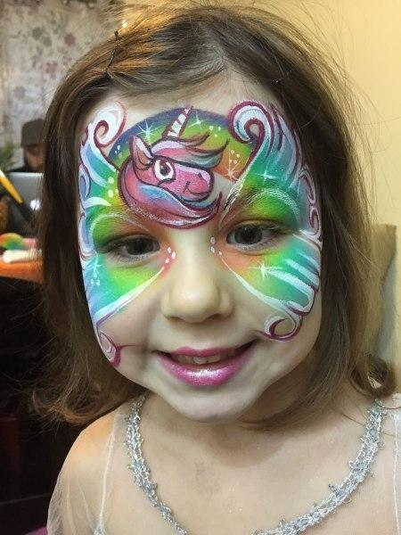 Children S Face Painting Orlando Face Painters