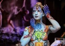 Key West Fantasy Fest Body Painter For Hire