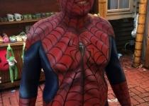 spider-man-body-paint-fantasy-fest