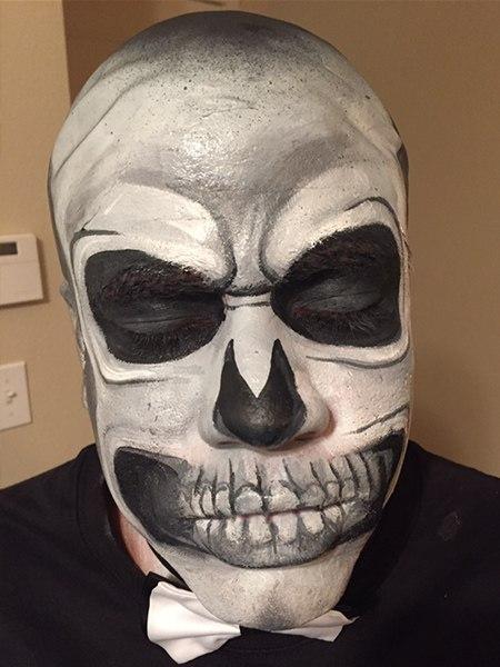 Fantasy Fest Body Painter Orlando Face Painters