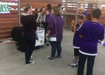 orlando city soccer face painter