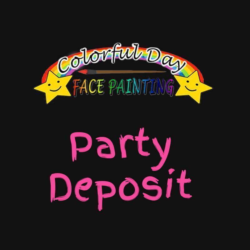 party-deposit