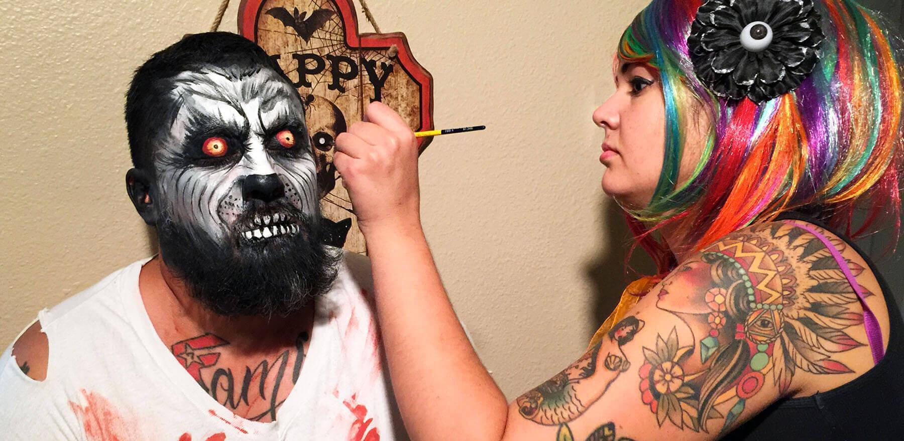 Lake Buena Vista face painters