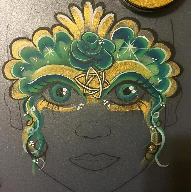 Tried & Tested face painting board
