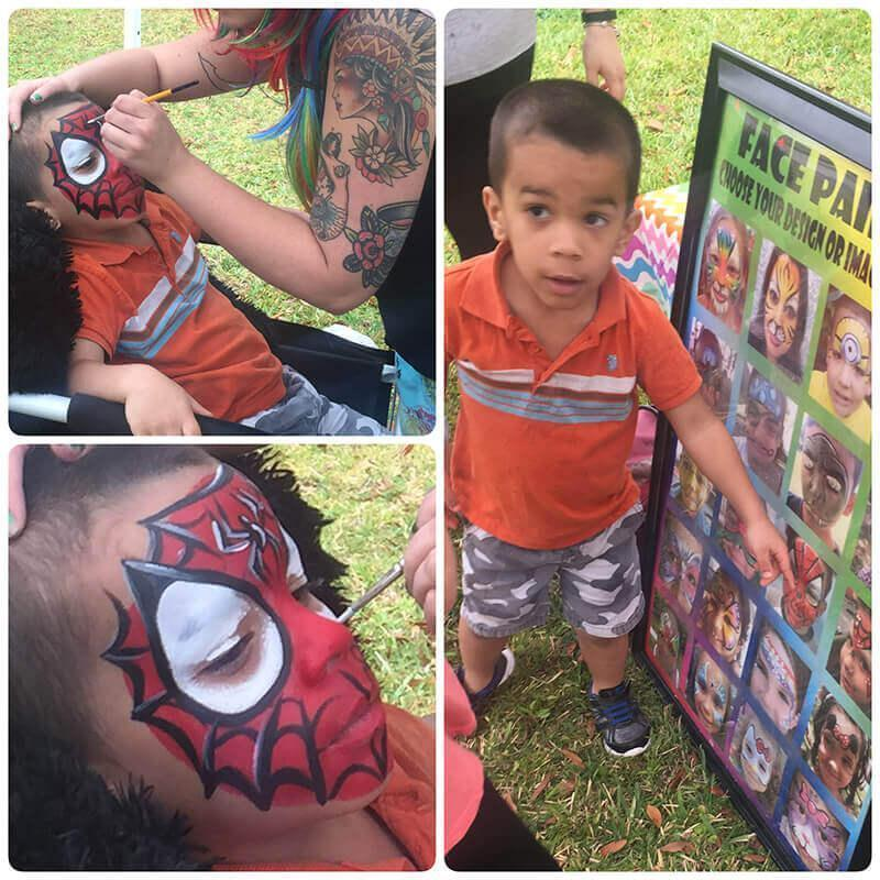Sandford Face Painting Company