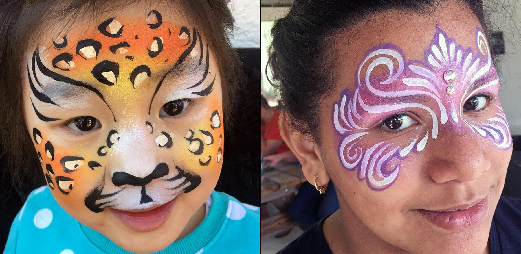 face-painting-orlando