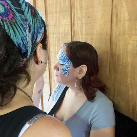 face painter Florida