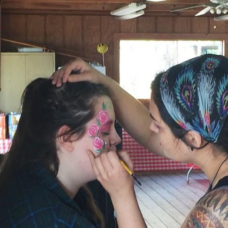face painter caselberry florida