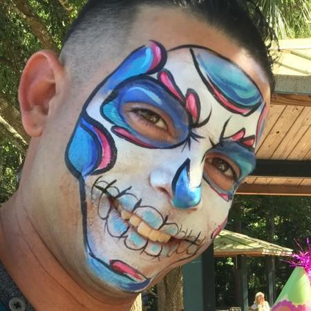Face Painting Party Winter Park Florida
