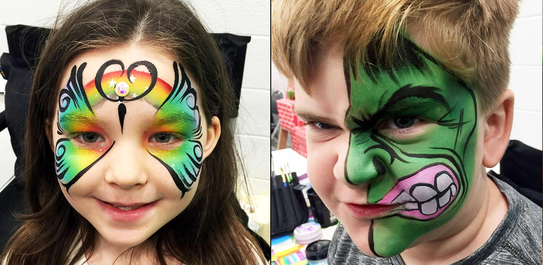 face-painting-orlando-florida