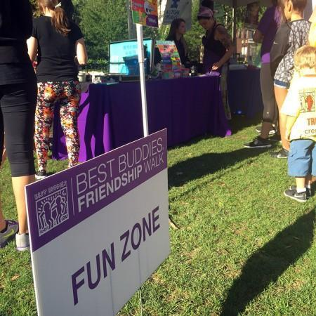 Best Buddies Fun Zone