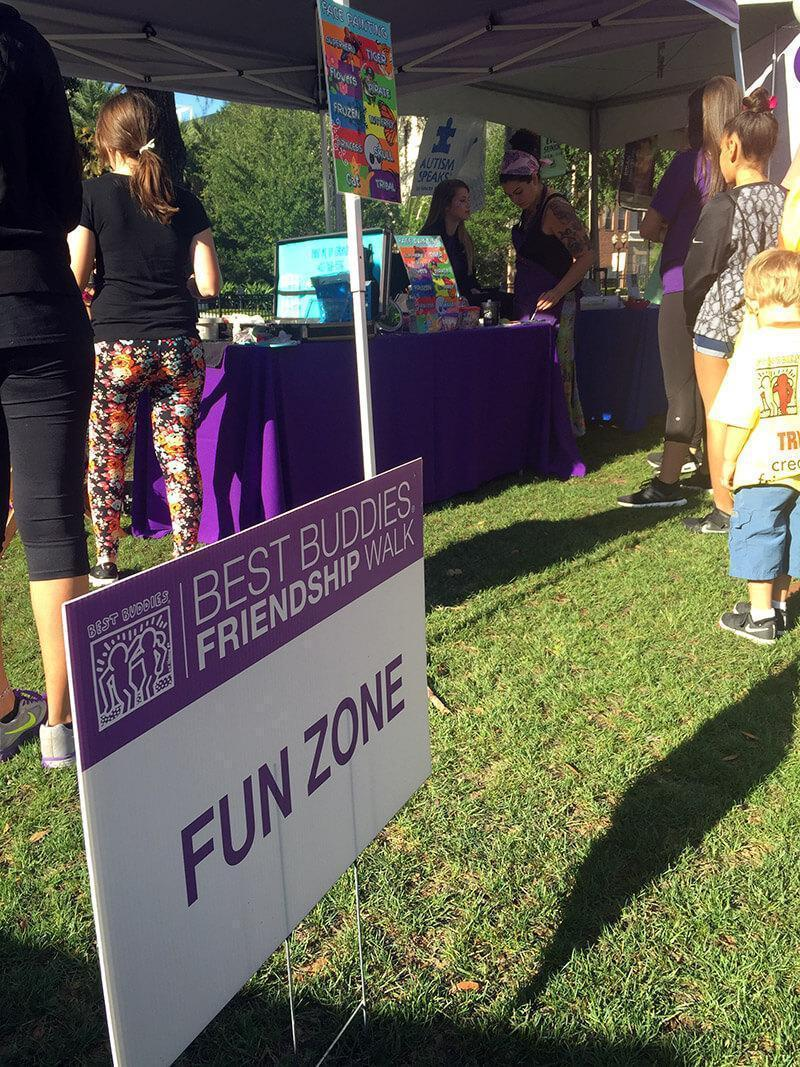 Best Buddies Fun Zone