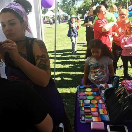orlando florida face painting
