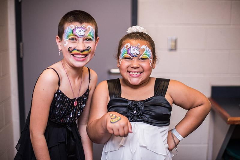 Roc Solid Foundation - Face Painter