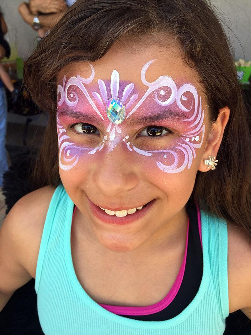 Face painting blog orlando face painters colorful day for Face painting for parties