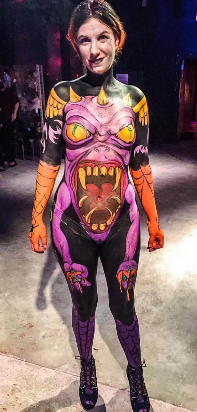 Halloween Bodysuits