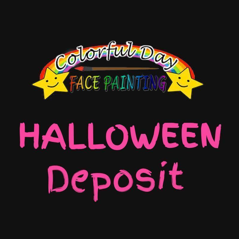 orlando halloween face paint