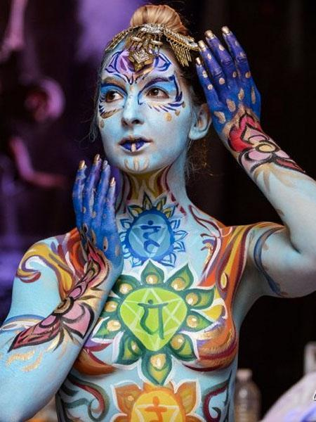 body painter orlando